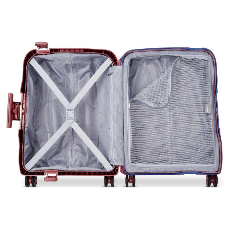 DELSEY mažas lagaminas Moncey 3844803 55cm (2)